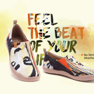 No strings attached shoes by UIN Footwear